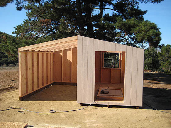 Built On Your Lot Storage Shed Iswandy
