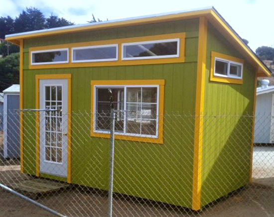 8u0027 X 15u0027 Shed Roof  8. Accessories Shown: 15 Lite House Door, 5u0027x3u0027 Lower  Window, And 4u0027 X 1u0027 Upper Windows,
