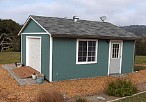 Outdoor Garden Sheds
